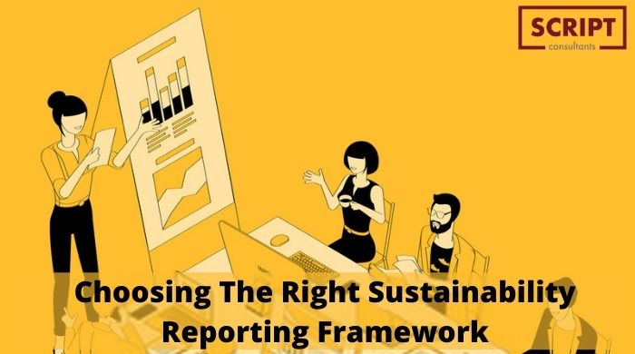 How To Choose The Right Sustainability Reporting Framework