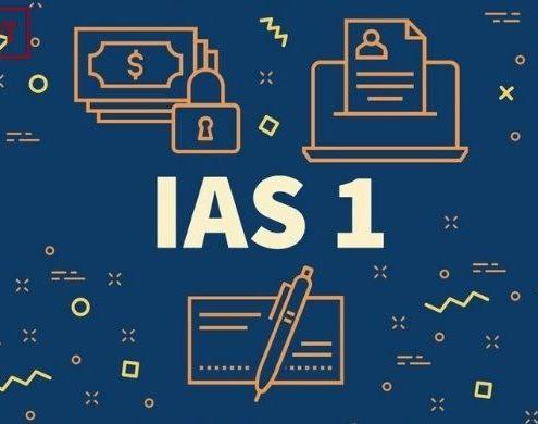 IAS 1 — Presentation of Financial Statements