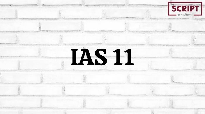 IAS 11 - Construction Contracts