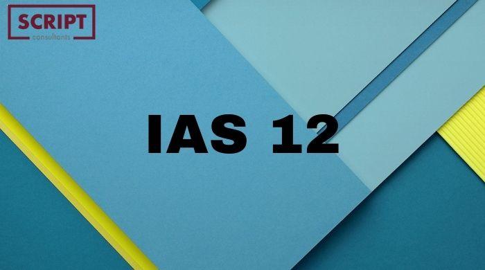 IAS 12 - Income Taxes